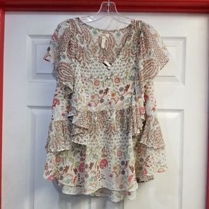 New! Matilda Jane blouse
